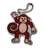 Travel Tag Monkey