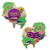 Cache Carnival Geocoin a Travel tag set