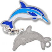 Travel Tag Dolphin