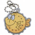 Travel Tag Puffer Fish